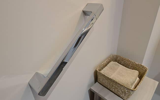 Image de la douche accessible PMR